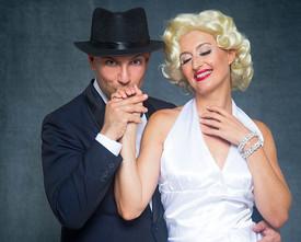 SWINGING 50s ★★★ Vintage Showact mit Musik und Tanz | Wien, Österreich