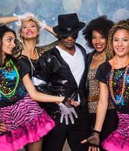 80s Musik- & Tanz Tribute-Showact für Hochzeit & Event ★★★ Künstler- & Entertainmentagentur Sugar Office | Wien | Österreich