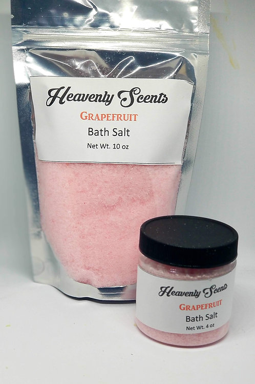 Grapefruit Bath Salt