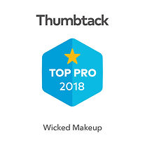 Thumbtack Wicked Makeup
