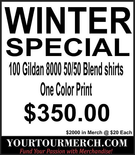 Winter Special 100