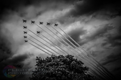 The Red Arrows - 'Big Big Battle'