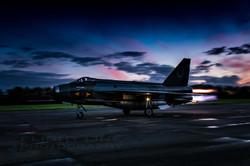 Lightning dusk QRA scramble
