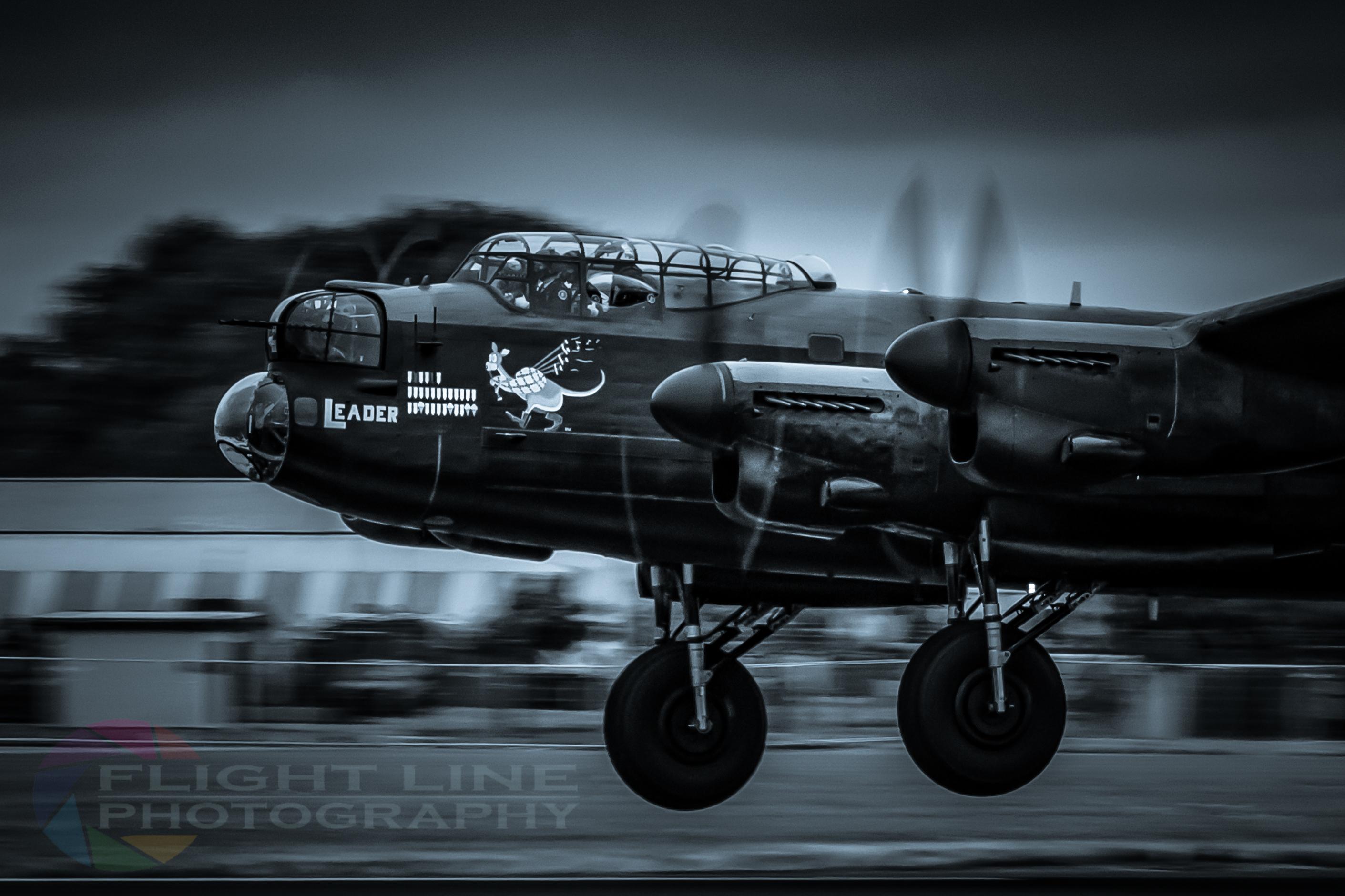 RAF BBMF Lancaster