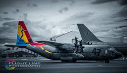 RAF C130