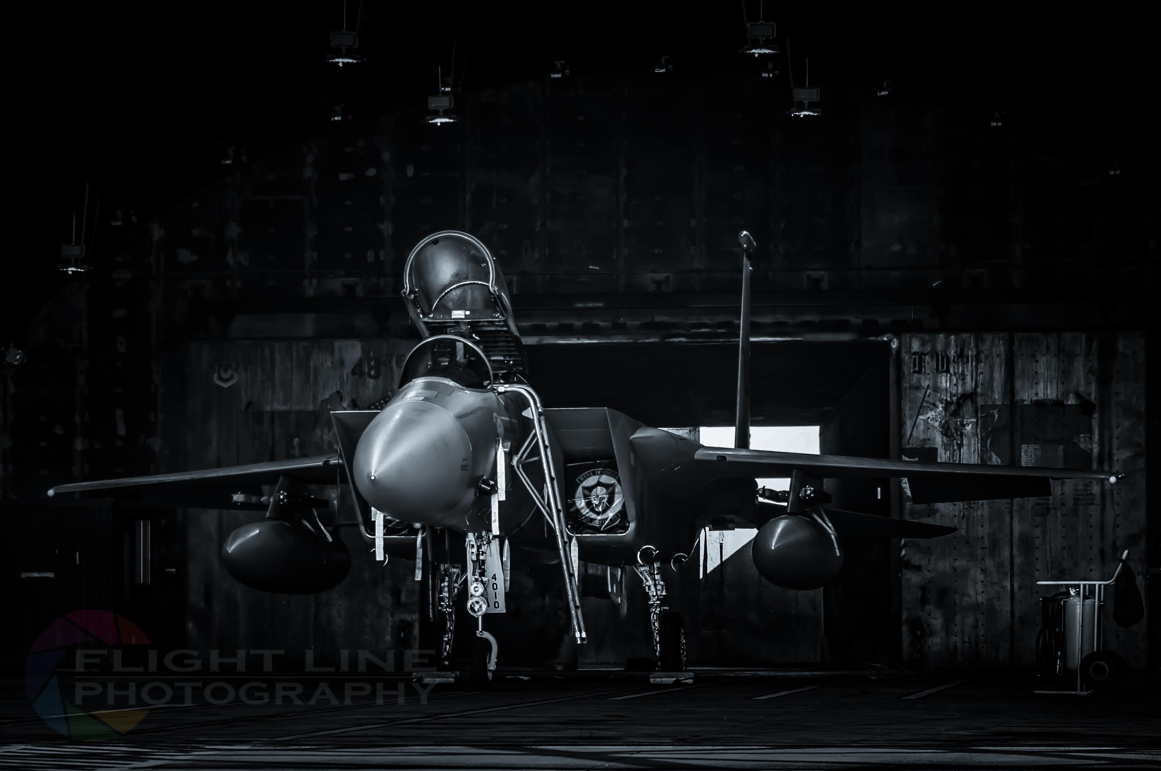 USAF F15C Eagle