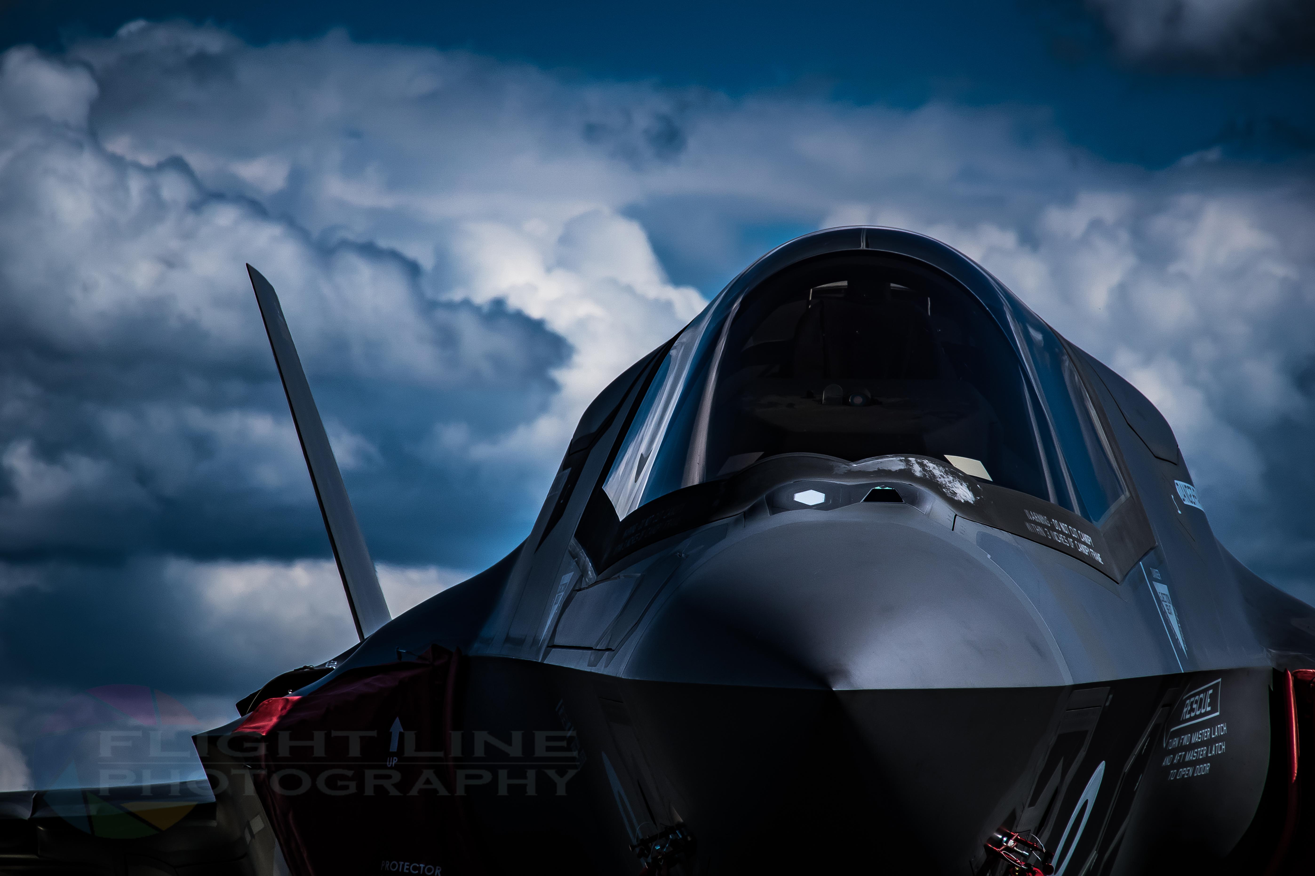 RAF F35B