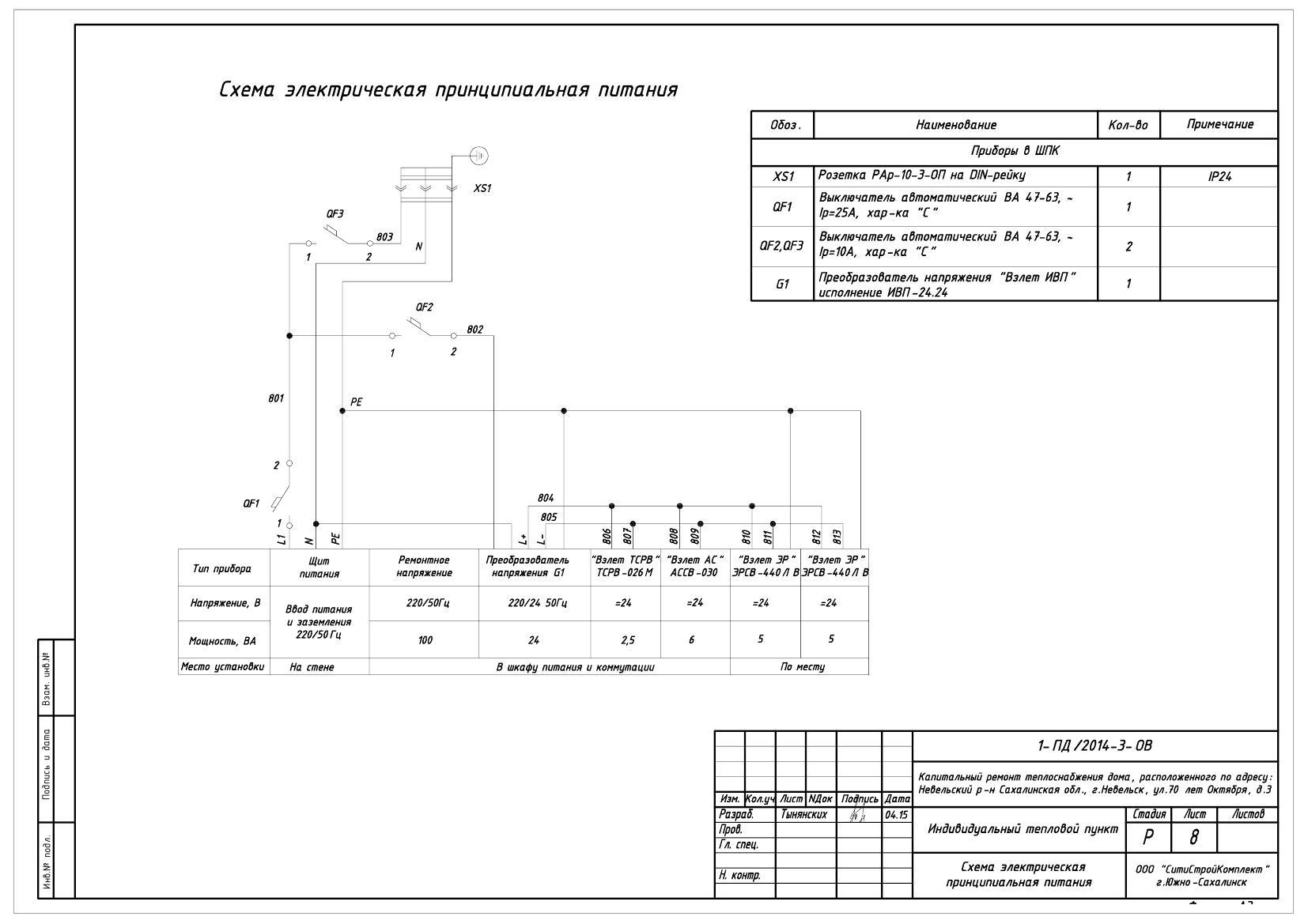 Невельск_Реконструкция жилого дома - Отопление_8
