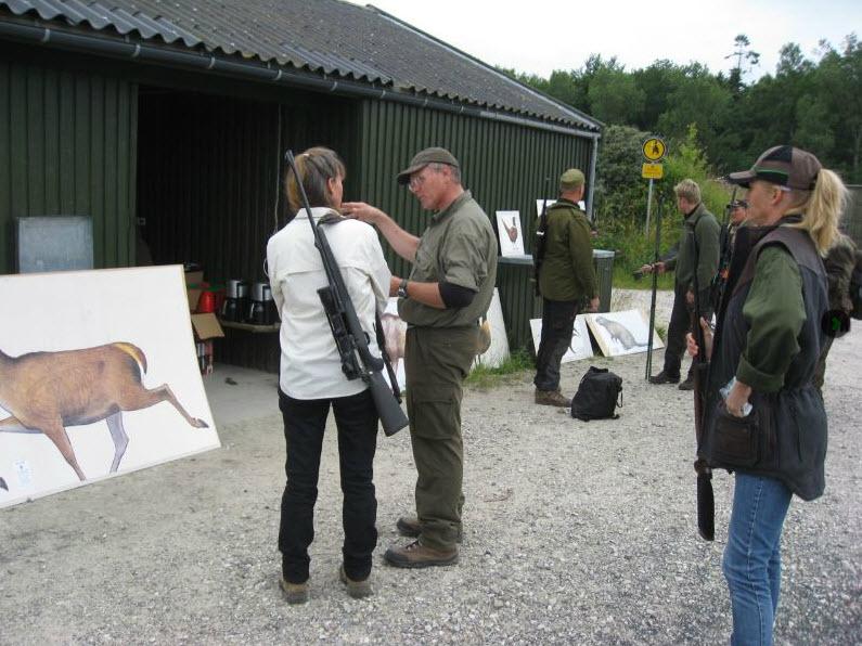 Jagtfeltskydning 2011-2