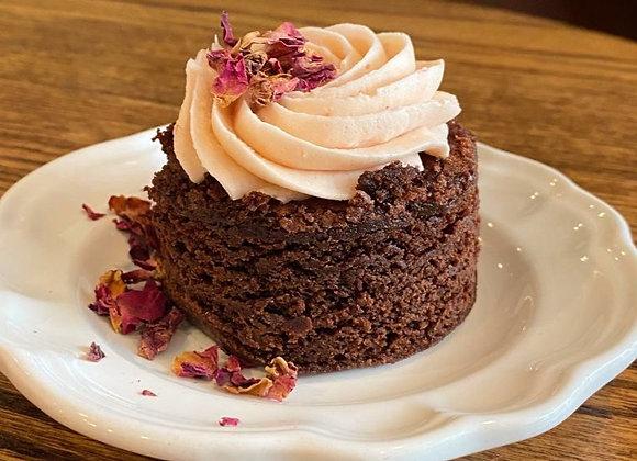 TEA CAKES WITH BUTTERCREAM