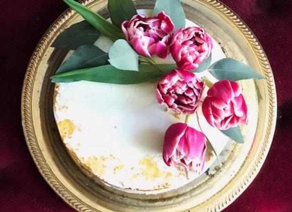 """9"""" WHOLE CAKE - VEGAN - Requires 3 days notice"""