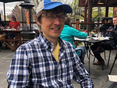Guest Blog: Matt's Story