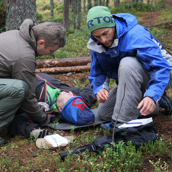 Advanced Wilderness First Aid