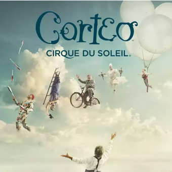 Tickets or take me to Cirque du Soleil