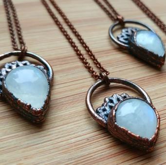 Gem & Pebble Jewellery
