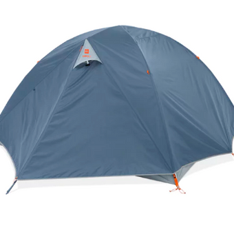 Are you pitching a tent?