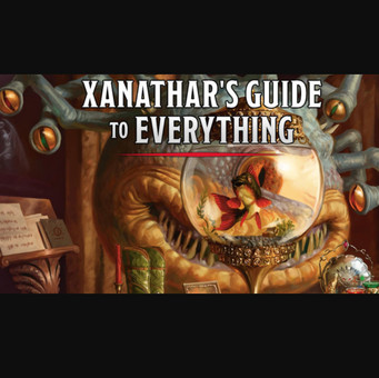 Xanathars Guide to Everthing