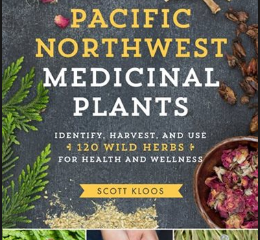 Books on Foraging or Medicinal Plants of the Pacific Northwest
