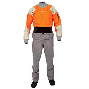 Dry suit - keep me safe out on the water!