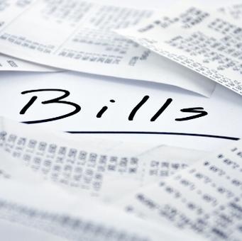 Monthly Bills!