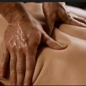 Massage, sweet glorious massage!
