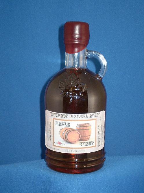 Bourbon Barrel Aged Maple Syrup (500ml)