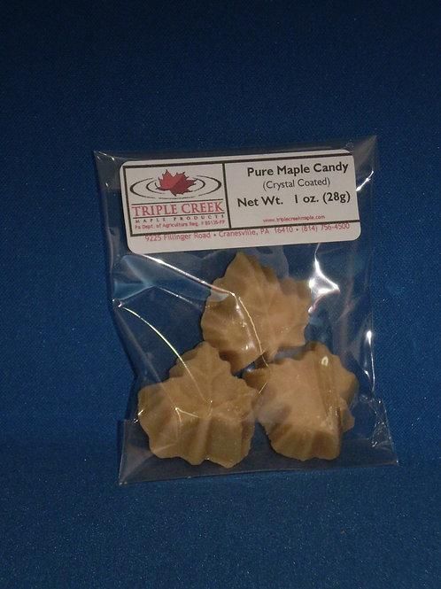 1 Dozen Pure Maple Candies – 12-1oz. Pks (3Pcs/Pkg)