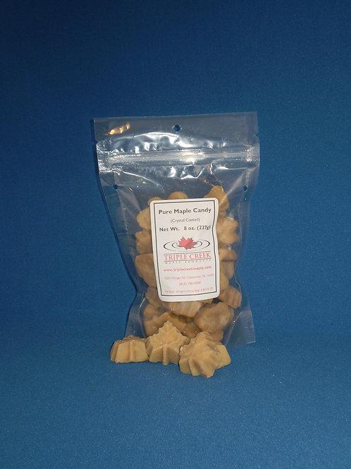Pure Maple Sugar Candy / 8oz Bag.