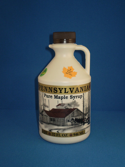 Pure-Maple-Syrup / 1-Quart