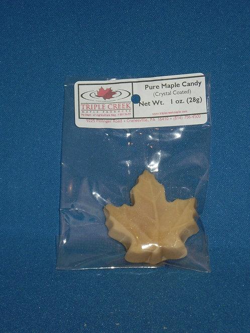 1 Dozen Pure Maple Candies – 12-1oz. Individual Pcs