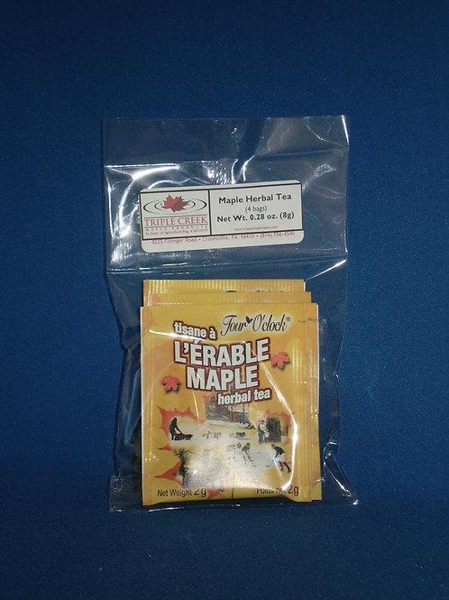 Maple Tee – Herbal / Pkg of 4 Tea Bags