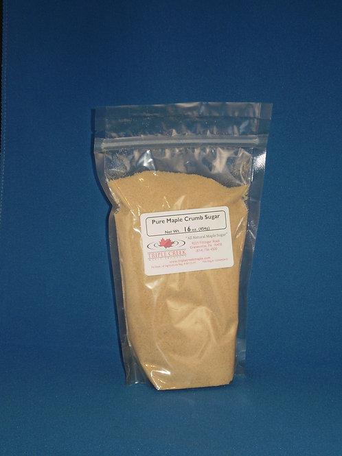 Pure Maple Crumb (granulated) Sugar / 1 lb.