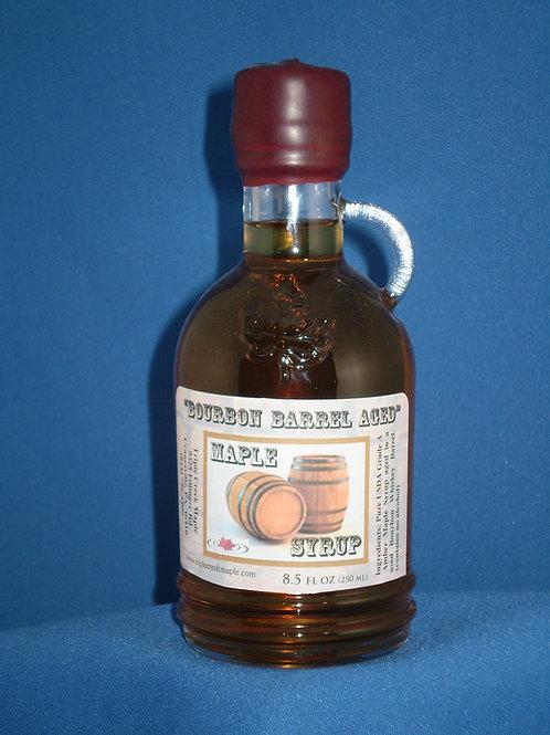 Bourbon Barrel Aged Maple Syrup (250ml)