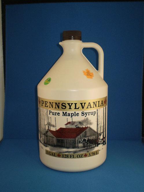 Pure Maple Syrup / 1 Gallon