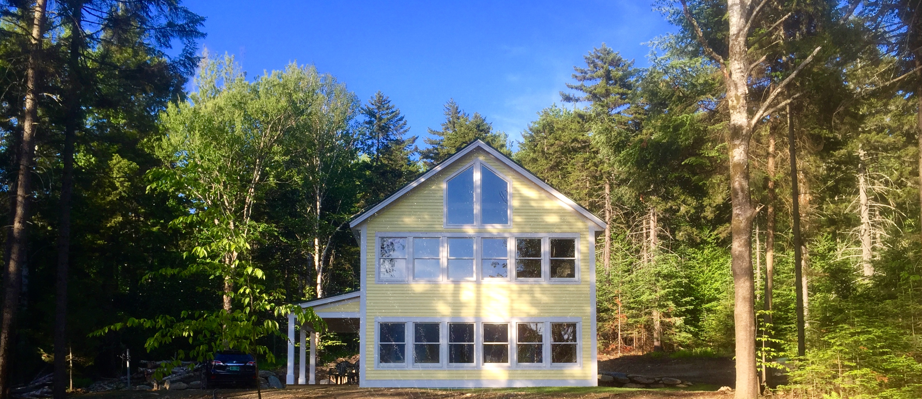Stowe Vermont vacation home rental