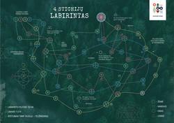Labirinto žemėlapis