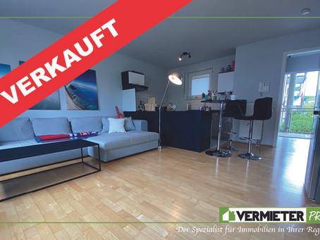 VERKAUFT: 2-Zimmer-Wohnung in Oberursel