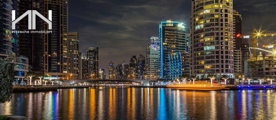 Immobilien in Dubai profitieren von schwachem US-Dollar