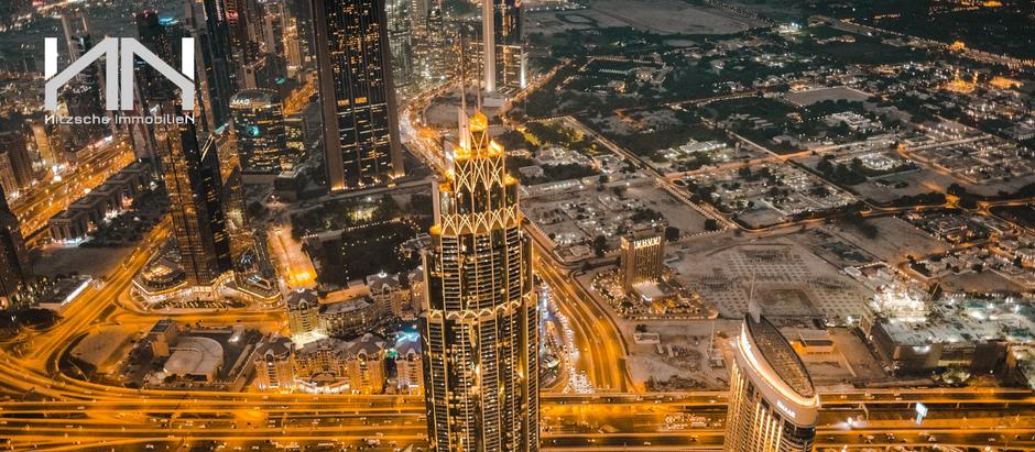 Immobilien in Dubai: Entwicklung unsicher, Corona lässt Preise sinken.  Chancen durch Leerstand?