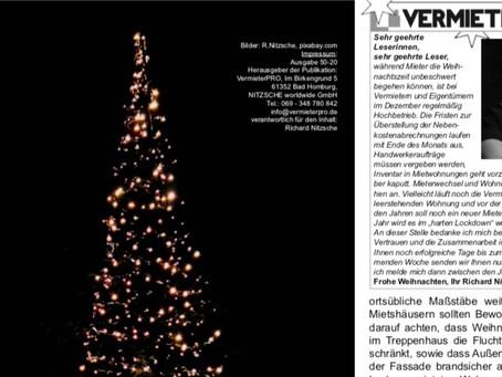 Weihnachtsdeko - Zoff ums weihnachtliche Lichtermeer