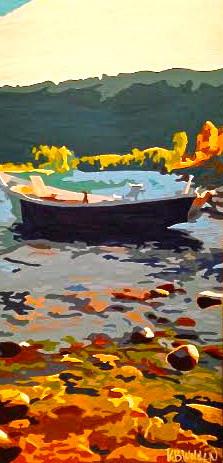 Barnes Boat