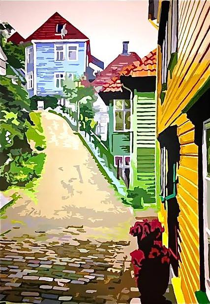 James Village