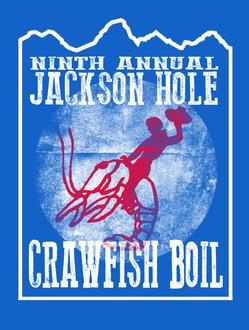 Jackson Hole Crawfish Boil