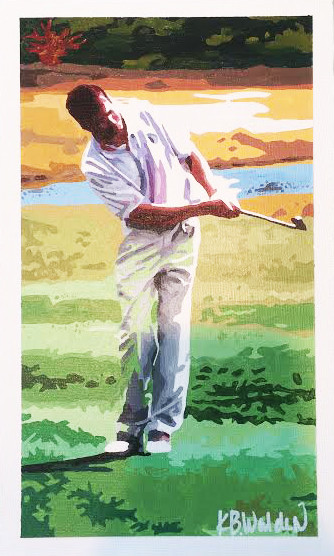 Alexas Golfer