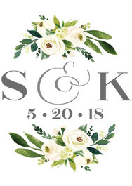 Albertson Wedding Logo