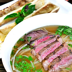 Charbroiled N.Y. Steak Pho