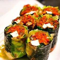 Vegan Shiitake Roll