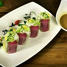 Seared Ahi Tuna Roll