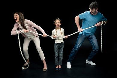 הורים מתגרשים