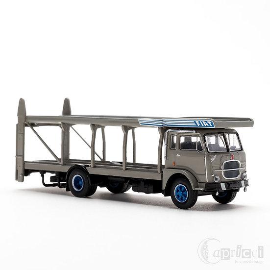 BREKINA 58478 1/87 Fiat 642 カーキャリア FIAT仕様